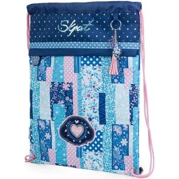 Taschen Mädchen Rucksäcke Skpat Sheyenne 5 Liter 130041 Blau