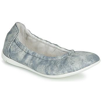 Schuhe Mädchen Ballerinas Ramdam LIBRE Blau