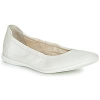 Schuhe Mädchen Ballerinas Ramdam LIBRE Weiss