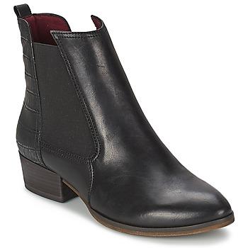 Schuhe Damen Boots Tamaris DANA Schwarz
