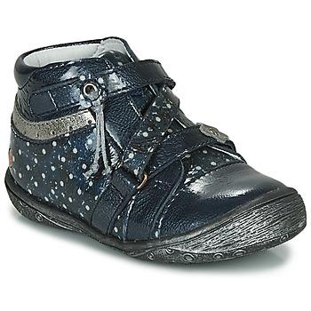 Schuhe Mädchen Boots GBB NADETTE Marine