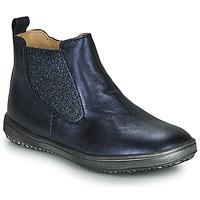 Schuhe Mädchen Boots Achile SARA Marine