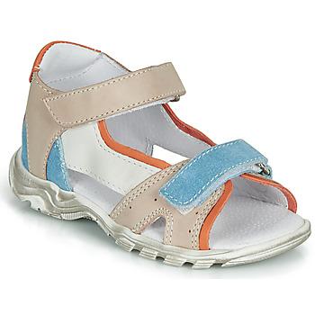 Schuhe Jungen Sandalen / Sandaletten GBB PHILIPPE Beige