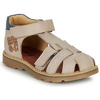 Schuhe Jungen Sandalen / Sandaletten GBB PINO Grau