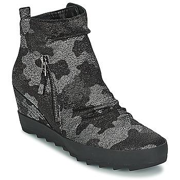 Schuhe Damen Boots Kennel + Schmenger ALISA Grau