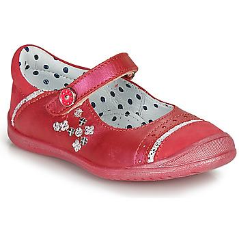 Schuhe Mädchen Ballerinas Catimini PIPISTRELLE Rose