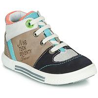 Schuhe Jungen Sneaker High Catimini PIMENT Beige