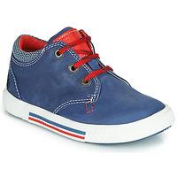 Schuhe Jungen Sneaker Low Catimini PALETTE Blau