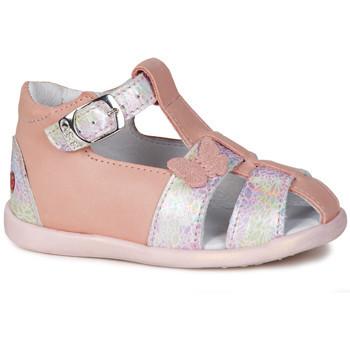 Schuhe Mädchen Sandalen / Sandaletten GBB GASTA Rose