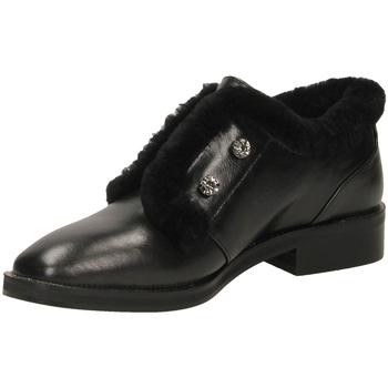 Schuhe Damen Derby-Schuhe Luciano Barachini PERFECT nero-nero