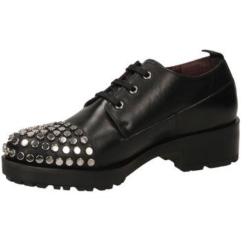Schuhe Damen Derby-Schuhe Apepazza BROOK nero-nero