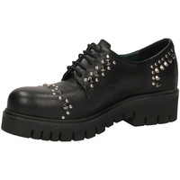 Schuhe Damen Derby-Schuhe Fabbrica Dei Colli STEEL PELLE 00001-nero
