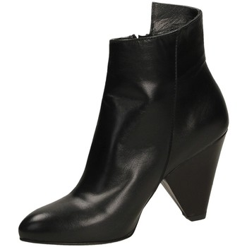 Schuhe Damen Ankle Boots Salvador Ribes NUVOLA nero-nero