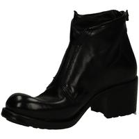 Schuhe Damen Low Boots Hundred 100 LUXOR nero-nero