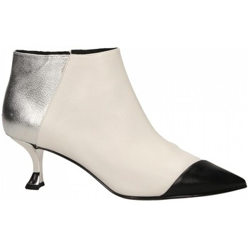 Schuhe Damen Ankle Boots What For JEROME white