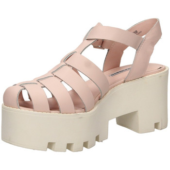 Schuhe Damen Sandalen / Sandaletten Windsor Smith FLUFFY pink-rosa