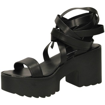 Schuhe Damen Sandalen / Sandaletten Windsor Smith AVERIE black-nero