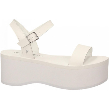 Schuhe Damen Sandalen / Sandaletten Windsor Smith CARLA SMOOTH ACTION white