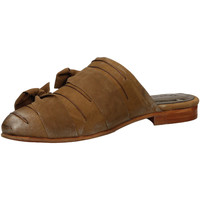 Schuhe Damen Pantoletten / Clogs Papucei DEBBIE brown-marrone