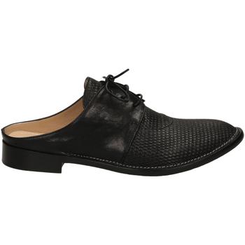 Schuhe Damen Pantoletten / Clogs Laura Bellariva TROPIC nero-nero