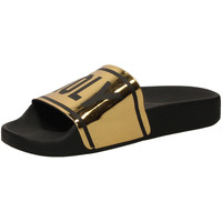 Schuhe Damen Pantoletten The White Brand HOLY BEACH gold-oro