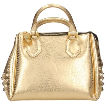 Taschen Damen Handtasche Gum GUM COLOR STUD iron-acciaio