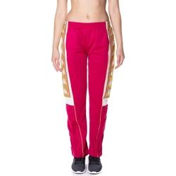 Kleidung Damen Jogginghosen Kappa BANDA 10 ARVIS 906-rosso-bianco
