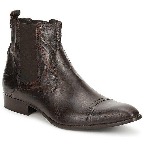 Schuhe Herren Boots Carlington RINZI Braun