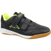 Schuhe Kinder Sneaker Low Kappa Kickoff K noir