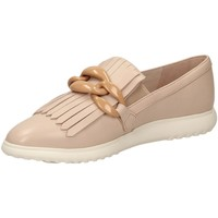 Schuhe Damen Slipper What For SELA nude-nude