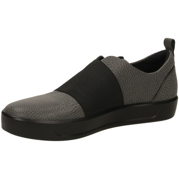 Schuhe Damen Slip on Ecco SOFT 8 L SHINEBRIGHT black-nero