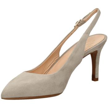 Schuhe Damen Sandalen / Sandaletten Malù CAMOSCIO taupe-taupe