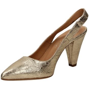 Schuhe Damen Pumps Janet&Janet KALIKA plati-platino