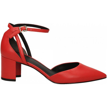 Schuhe Damen Pumps What For URSULE red