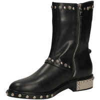 Schuhe Damen Low Boots Norah  black-nero
