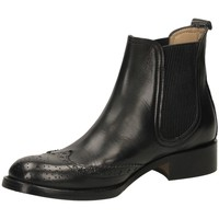Schuhe Damen Boots Calpierre VIRAP nero-nero