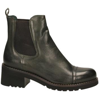 Schuhe Damen Low Boots Calpierre ANIMAC siepe-verde