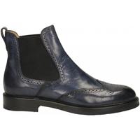 Schuhe Damen Low Boots Brecos CAPRI bluet-bluette