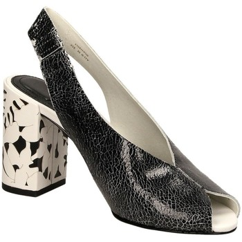Schuhe Damen Pumps What For LALI blawh-nero-bianco