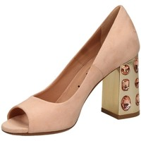 Schuhe Damen Pumps Tiffi  peach-pesca