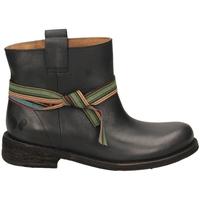 Schuhe Damen Boots Felmini LAVADO nero-nero