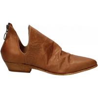 Schuhe Damen Low Boots Lemaré PANAREA/DIXIAN cuoio