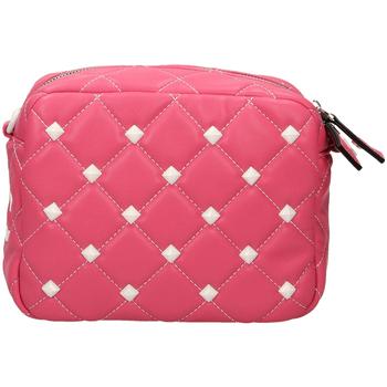 Taschen Damen Handtasche La Carrie CHESTER BOX BAG pinwh-rosa-bianco