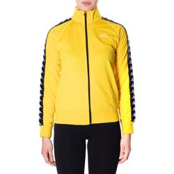 Kleidung Damen Sweatshirts Kappa BANDA WINDSTONE SLIM a32-mostarda