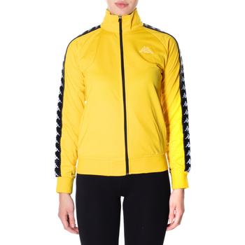 Kleidung Damen Sweatshirts Kappa BANDA WINDSTONE SLIM c22-nero