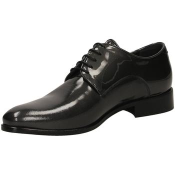 Schuhe Herren Derby-Schuhe Carlo Pignatelli CERIMONIA accia-acciaio