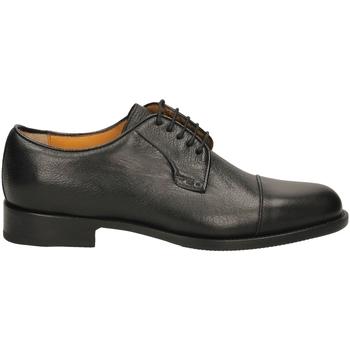 Schuhe Herren Derby-Schuhe Calpierre SOFT nero-nero
