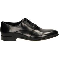 Schuhe Herren Derby-Schuhe Edward's RICCIO CUOIO ALPACA nero-nero