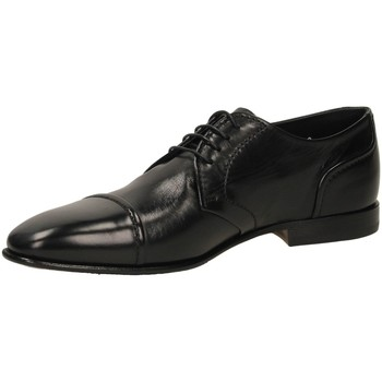 Schuhe Herren Derby-Schuhe Fabi MORFEO nero-nero