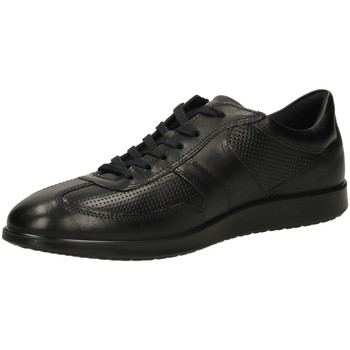 Schuhe Herren Sneaker Low Ecco INTRINSIC black-nero